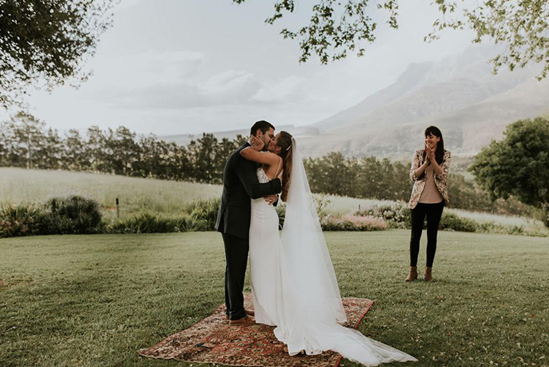 Marriage Officer Lara - Testimonial Page - Weddings Cape Town